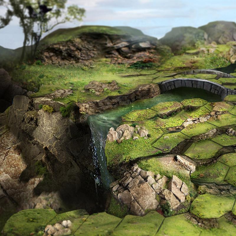 Concept Grassfield